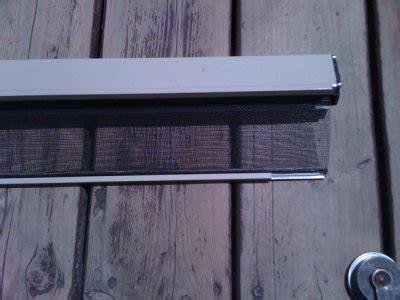 roll  screen door