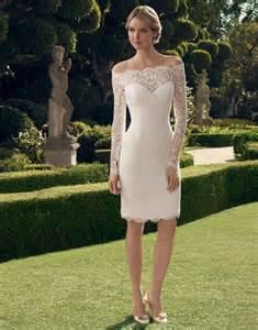 tenue mariage automne 70 idées avec la robe blanche dentelle en tendance