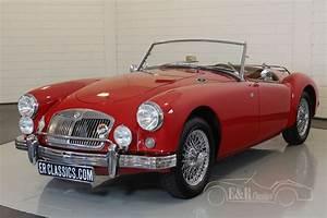 Mg A Vendre : mg mga cabriolet 1959 vendre erclassics ~ Maxctalentgroup.com Avis de Voitures
