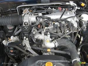 2002 Mitsubishi Montero Sport Xls 4x4 3 5 Liter Sohc 24