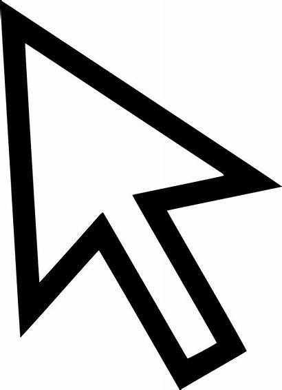 Pointer Arrow Icon Clipart Svg Onlinewebfonts