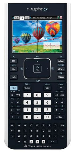 Amazon.com: Texas Instruments TI-Nspire CX Graphing