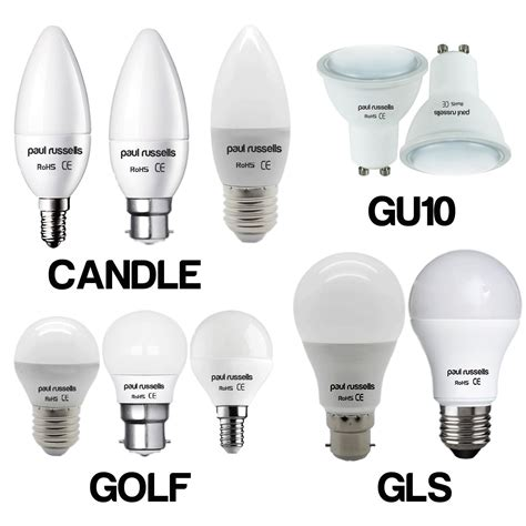 led e27 100w led gu10 e14 e27 b22 25w 40w 60w 100w equiv candle golf gls spot light bulbs
