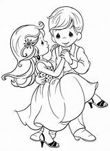 Coloring Pages Couple Precious Moments Couples Printable Colouring Wedding Cute Cartoons Drawings Cartoon Print Designlooter 1240px 62kb Coloringtop sketch template