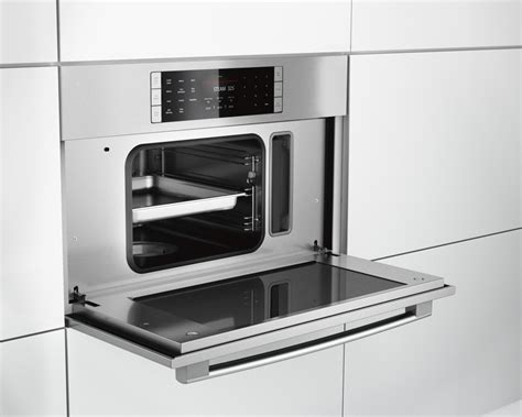 hslpuc bosch benchmark  steam  convection oven