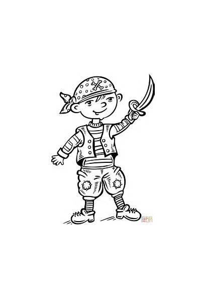 Pirate Pirat Colorare Disegni Roblox Coloring Pirata
