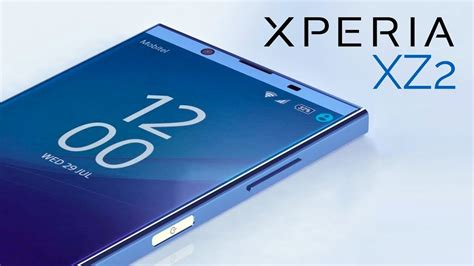 sony xperia xz2 2018 new flagship with 18 9 diagonal
