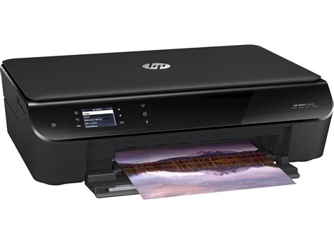 HP ENVY 4500 e-All-in-One Printer Drivers Free Download