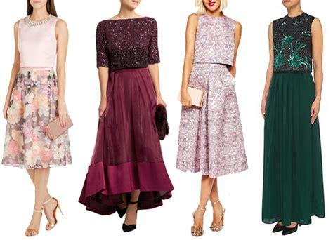 Mix u0026 Match Autumn/Winter Wedding Guest Outfits | OneFabDay.com