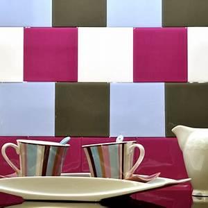 Adhésif Carrelage Cuisine : relooker le carrelage de sa cuisine avec des carreaux adh sifs ~ Premium-room.com Idées de Décoration