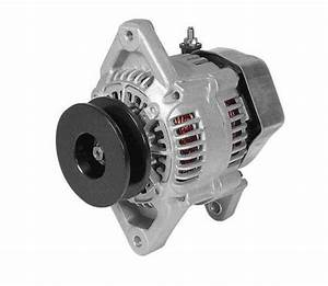 Toyota Forklift Alternator