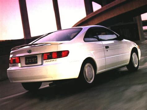 how do cars engines work 1997 toyota paseo spare parts catalogs 1997 toyota paseo overview cars com