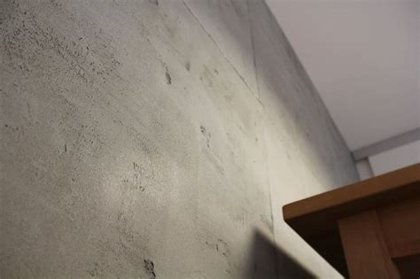 wand in betonoptik malermeister baumer