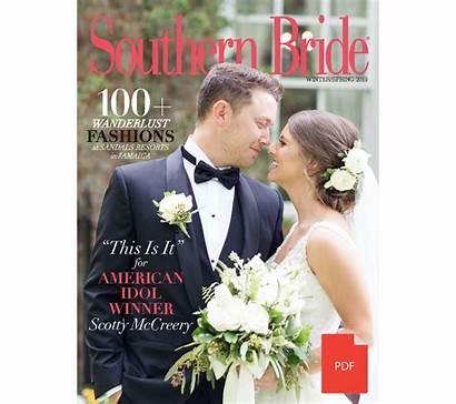 Magazine Bride Winter Pdf Southern Brides Social
