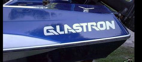 Glastron Boats Font by Glastron Vinyl Boat Restoration Decal Decals Sticker