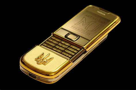 golden phone mj single copy limited edition