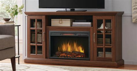 electric fireplace tv stands  home depot hipsave