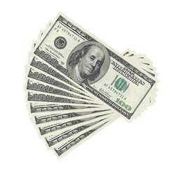 100 Dollar Bill Clip Art