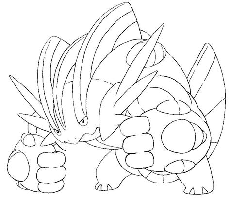 Kleurplaat Mega Evolutions Pikach by Coloriage Xy Mega Evolution Coloriages