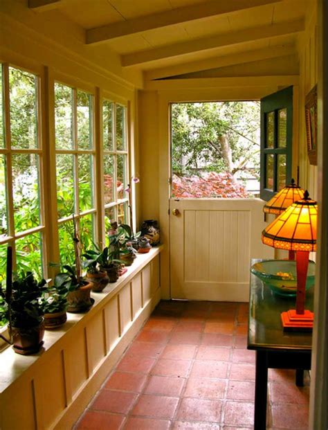 25 best ideas about small enclosed porch on