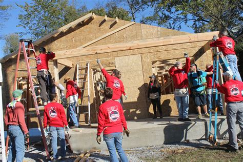 Yates Nissan by 2017 Nissan Build Habitat For Humanity