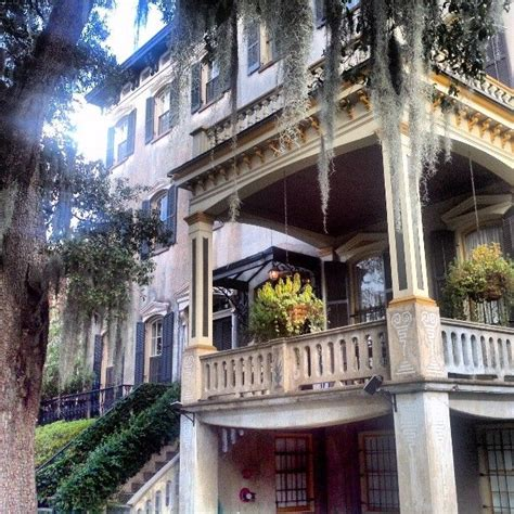 Make Sure To Visit Savannah During One Of Our Famous Home