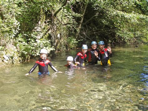 emmaus canap canyoning ardèche weekend canyoning basis de