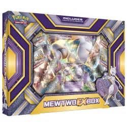 pokemon mewtwo ex box p
