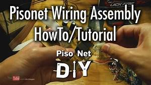 Pisonet Wiring Diagram Tutorial