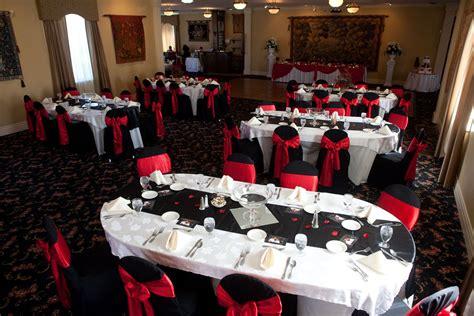 Wedding Red Decoration Ideas