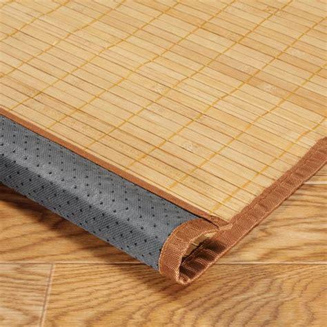 bamboo kitchen floor mat bamboo floor mat large bamboo mat walter 4304