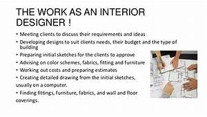 what subjects do you need to become a interior designer With interior decorator requirements