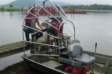 Airboat Motors For Jon Boats by Airboat Kits Plans Pictures To Pin On Pinsdaddy