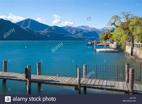 Lake Orta Italy Boat Stock Photos And Lake Orta Italy Boat