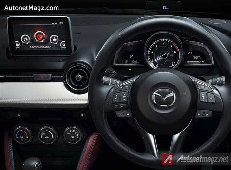 Gambar Mobil Gambar Mobilmazda Cx3 by Mazda Cx 3 Dashboard Autonetmagz Review Mobil Dan