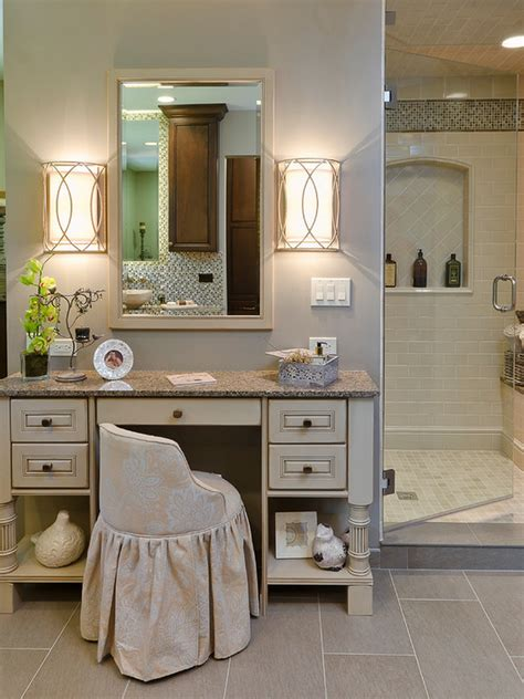 bathroom lighting for makeup vintage makeup vanity the value and how to choose