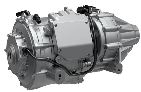 Electric Motor Engine by Xc90 T8 Engine Integrated Electric Drive Unit