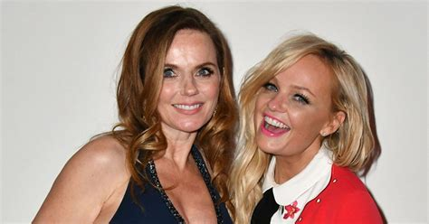 geri horner young glowing geri horner shows off growing baby bump with