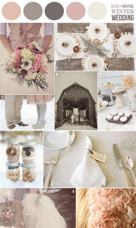 wedding color schemes blush wedding blush wedding color palettes 798534 weddbook