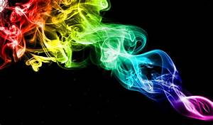 Abstract, Flames, Rainbows, 1700x1000, Wallpaper, High, Quality