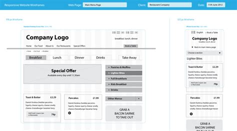 website wireframe template 18 wireframing tools and resources for responsive design econsultancy