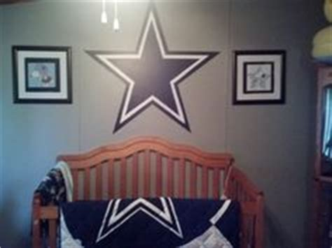 dallas cowboys baby room decor cowboys theme on dallas cowboys football