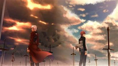 Fate Unlimited Blade Works Stay Night Last
