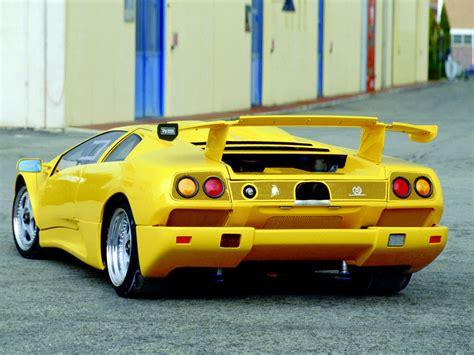1996 Lamborghini Diablo Se30 Jota