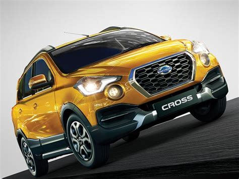Datsun Cross Wallpapers by Datsun Cross Revealed For Market