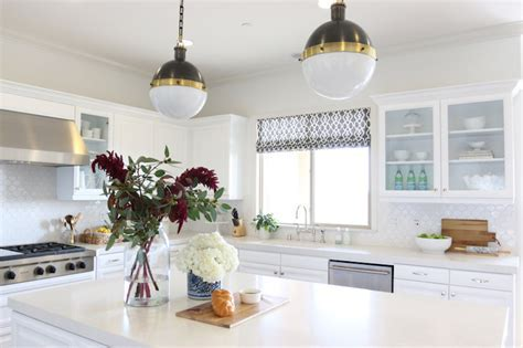 Frosty Carrina Counters   Transitional   kitchen