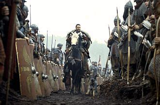 Gladiator Quotes - 'What we do in life echoes in eternity ...