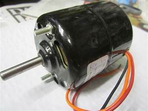 Blower Motor 2 Speed 3 Wire Ccw 5  16 U0026quot  Shaft 12 Volt New