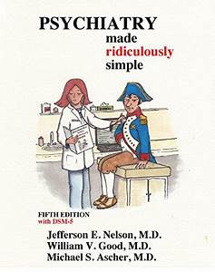 Download Psychiatry Made Ridiculously Simple  Medmaster