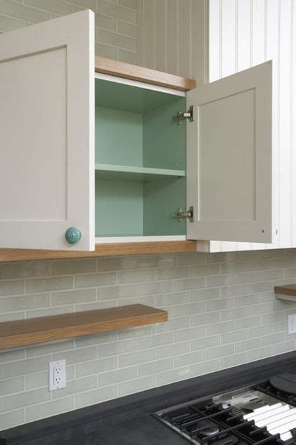 how to paint inside kitchen cabinets mix and match your kitchen cabinet styles